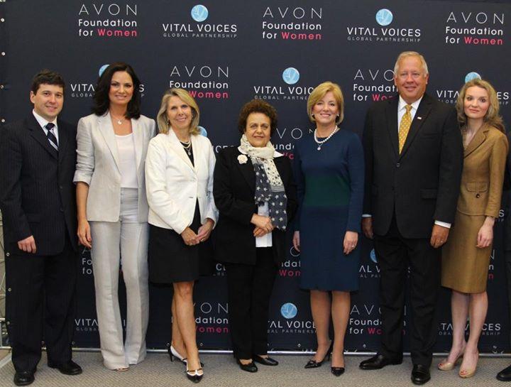Global Avon Foundation y Vital Voices reunidos en Brasil por la Eliminación de las Violencias hacia las mujeres