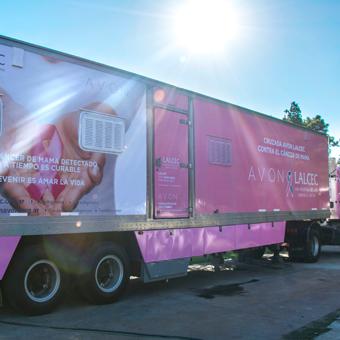 Mamografías gratuitas del 19 al 22 de septiembre de 2016 en San Martín