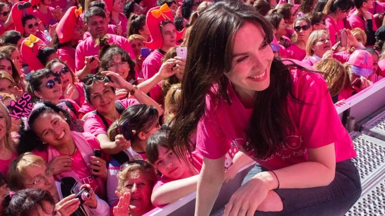 12º Caminata Avon: Una ola rosa generó conciencia sobre el #cancerdemama