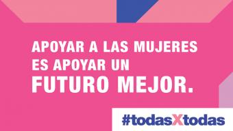 Junto a Avon presentamos la campaña #TodasxTodas para celebrar las nuevas voces del  empoderamiento femenino