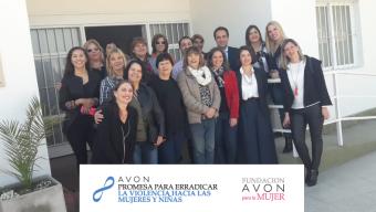 AVON y Fundación AVON hicieron entrega del equipamiento de un Hogar de Protección Integral en San Luis