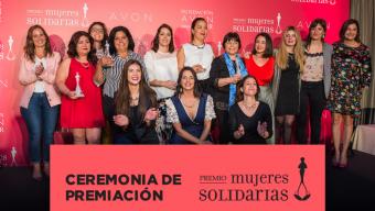 Conocé a las ganadoras del  Premio Mujeres Solidarias 2018