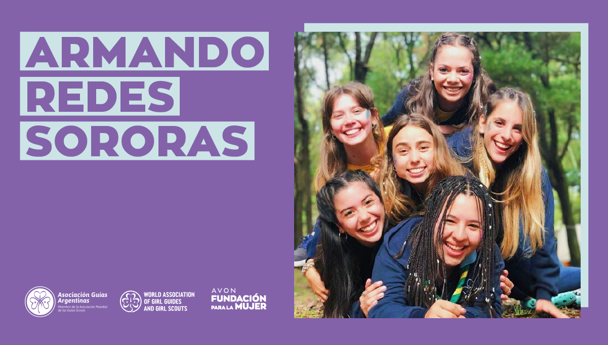 Fundación Avon Global y WAGGGS (World Association of Girl Guides and Girl Scouts) se unieron para educar y concientizar sobre la violencia basada en género